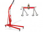 Pack - Grue atelier 1 T + Balancier 750 kg