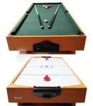 "Billard + Air Hockey ""2 en 1"""