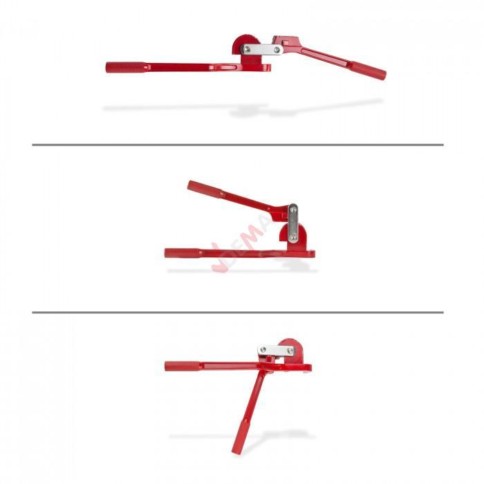 Plieuse cintreuse pour tubes DRB 6-8-10