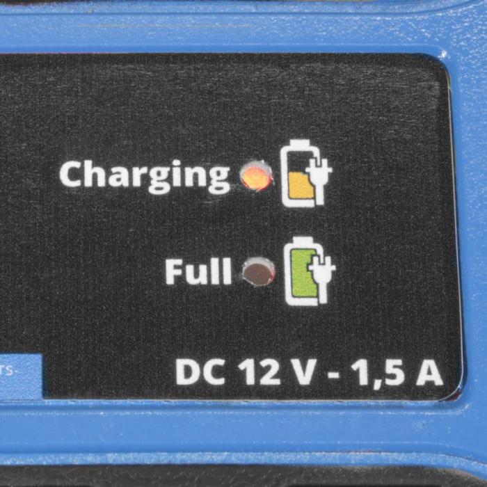 Chargeur de batterie automatique GAB 12V - 1,5 A