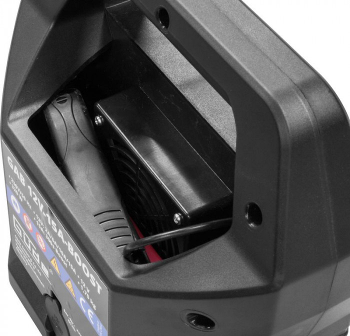 Chargeur de batterie automatique GAB 12V - 15 A Boost