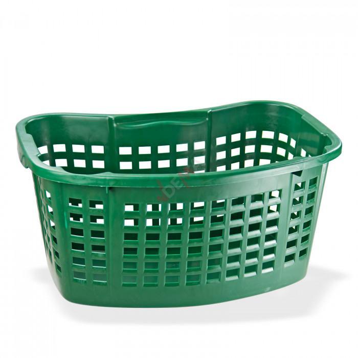 Panier empilable 35 litres - Vert