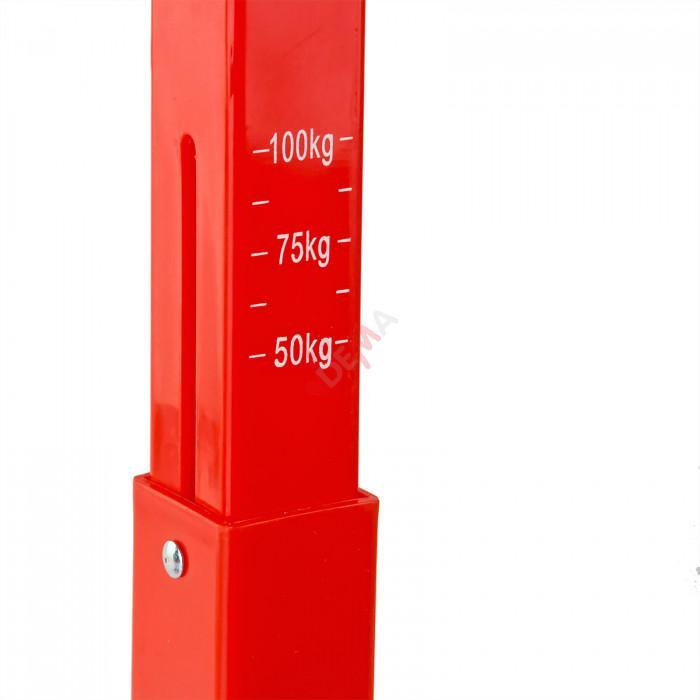 Balance à timon Niveau de charge 100 kg