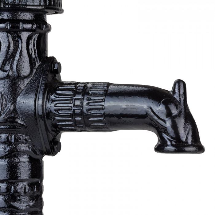 """Pompe à eau manuelle en fonte """"Nostalgie"""" - Fontaine"""