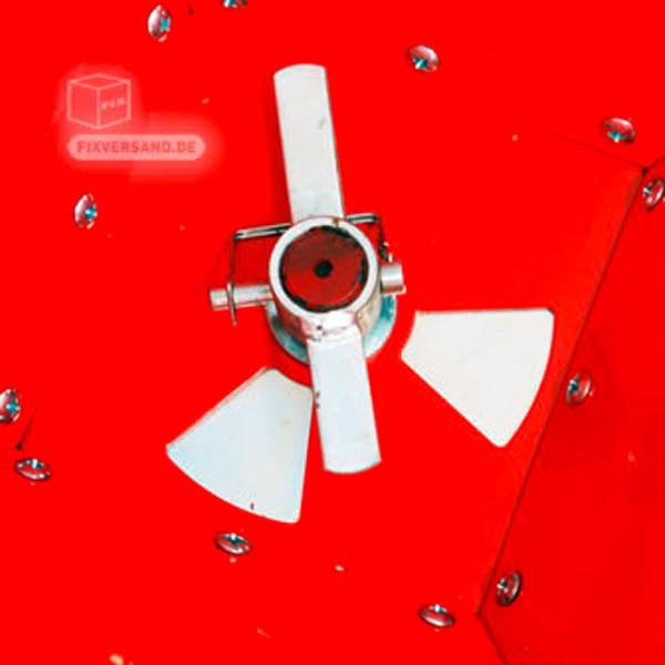 Epandeur sel / engrais pour petits tracteurs - 200 litres