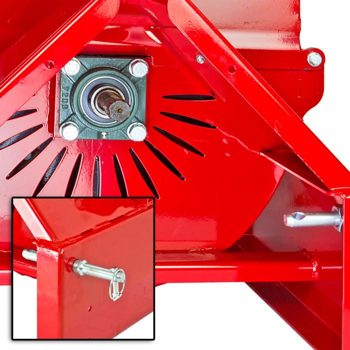 Broyeur à végétaux WS 5 - pour tracteurs 20-60 CV