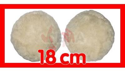 Bonnettes de lustrage - 180 mm