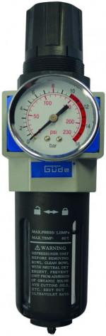 """Réducteur de pression avec filtre récupérateur eau 3/8"""""""