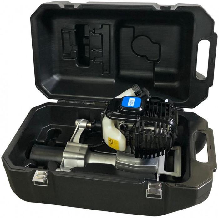 Enfonce-pieux thermique GPR 821 PRO - avec coffret de transport