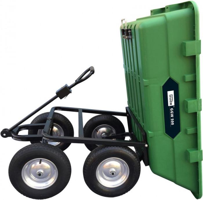 Chariot de jardin à main benne basculante - GGW 500