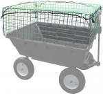 Parois grillagées avec filet pour chariot de jardin basculant G94315