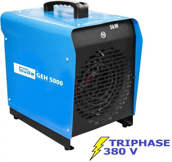 Chauffage d'atelier électrique GEH 5000