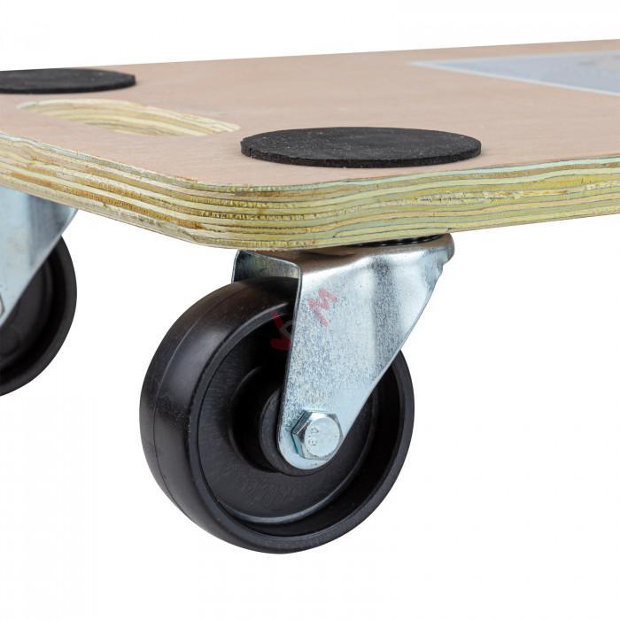 Plateau roulant - Plateforme de manutention - 200 kg