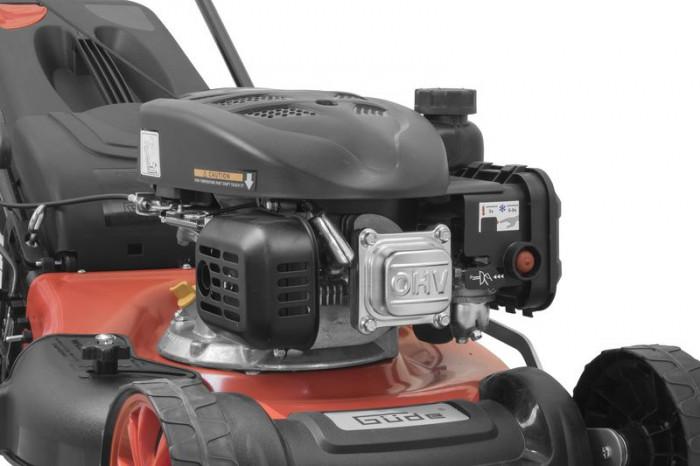 tondeuse thermique autotract e eco wheeler 464 1 r g de. Black Bedroom Furniture Sets. Home Design Ideas