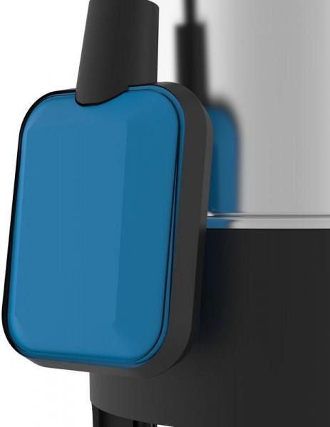Pompe immergée inox pour eaux sales / chargées GS 7502 PI