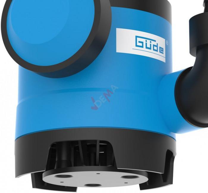 Pompe immergée pour eaux sales / chargées GS 4003 P