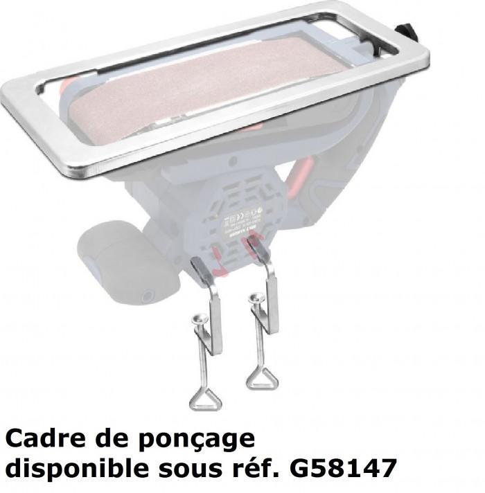Ponceuse à bande BS 76-900 E