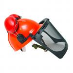 Casque Forestier - Protection Normes CE EN397 - EN352-1 - EG89/696