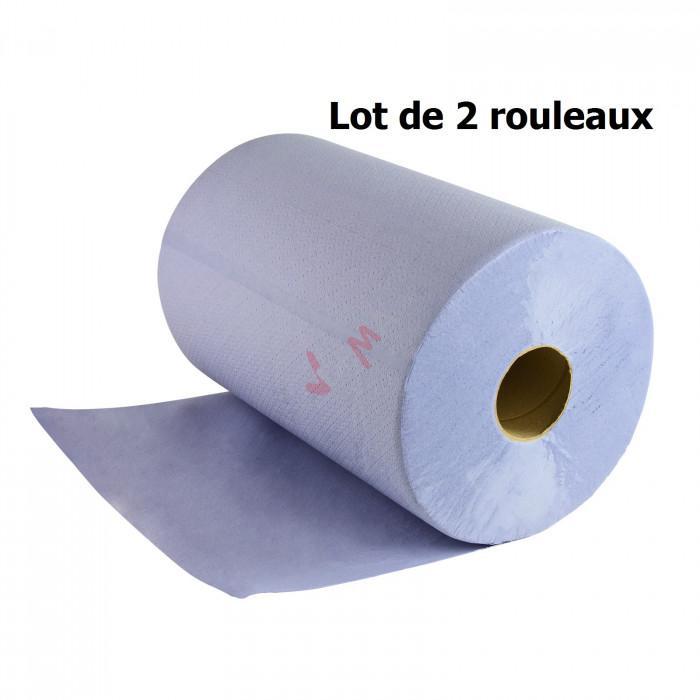 Pack - Essuie-tout / Essuie-mains - Lot de 2 rouleaux