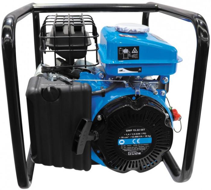 Motopompe thermique GMP 15.22