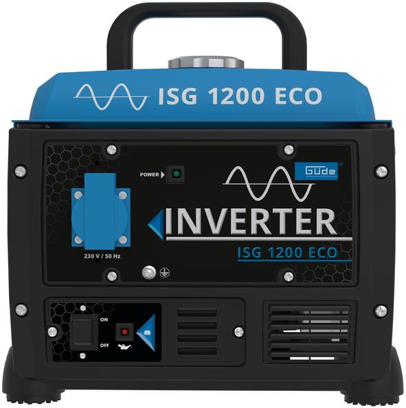 Groupe électrogène Inverter ISG 1200 ECO