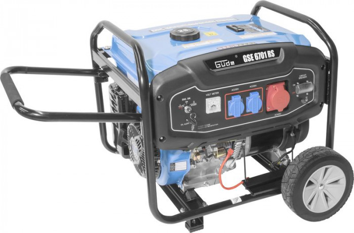 Groupe électrogène GSE 6701 RS