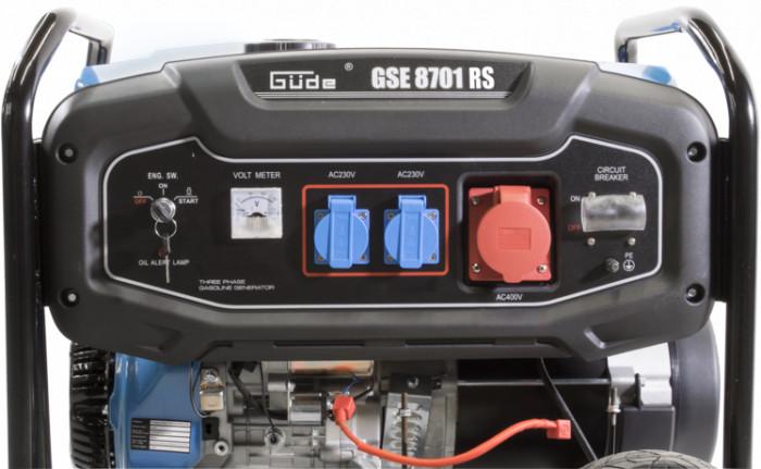 Groupe électrogène GSE 8701 RS