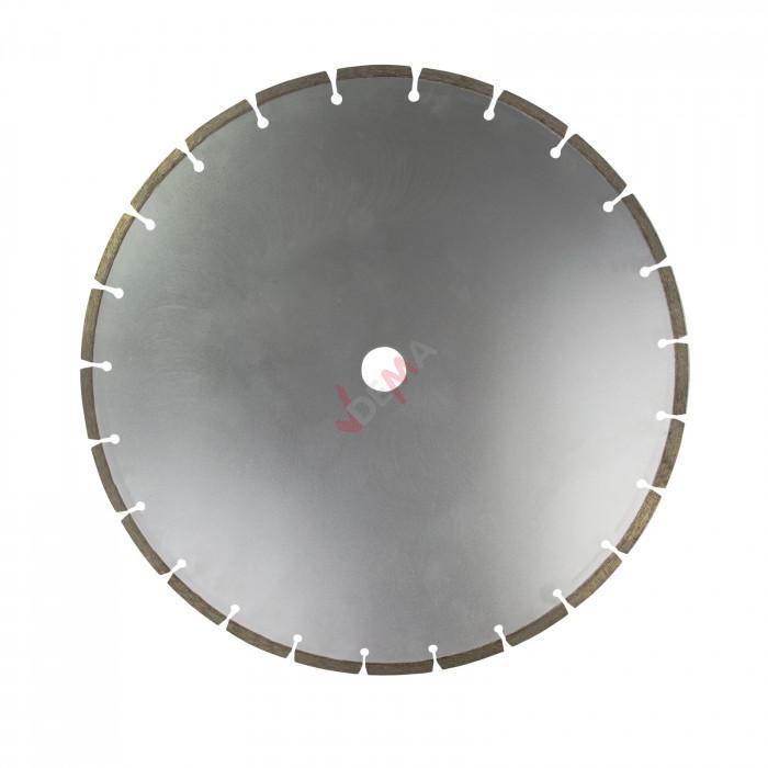 Disque à tronçonner diamanté segmenté 350 x 25,4 mm pour D25093