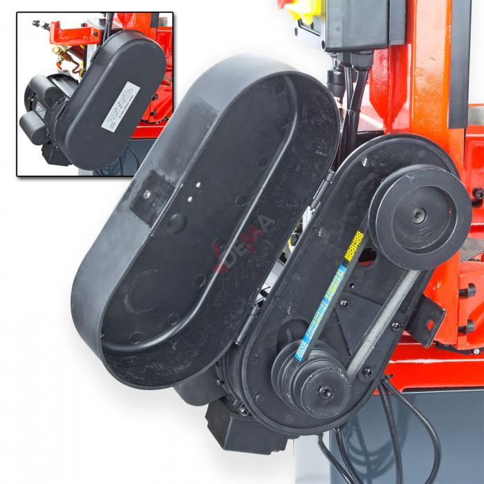 Scie à ruban Scie à bande pour métaux professionnelle BS 128 HDR