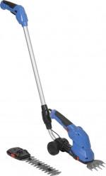 Outils de jardin à accu - Cisaille à gazon + taille-haie GPS 7.2 V