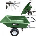 Chariot de jardin - Remorque benne basculante GGW 501
