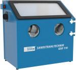Cabine de sablage GSK 110 litres