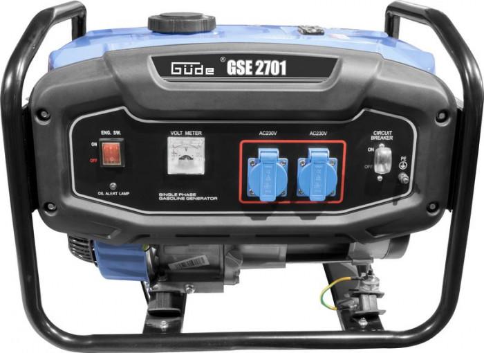 Groupe électrogène GSE 2701