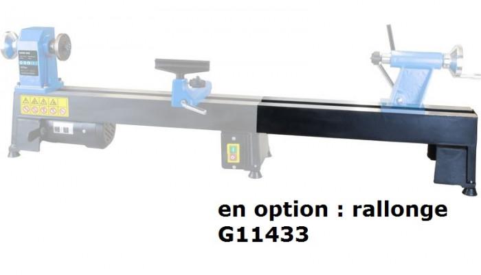 Tour à bois GDM 450