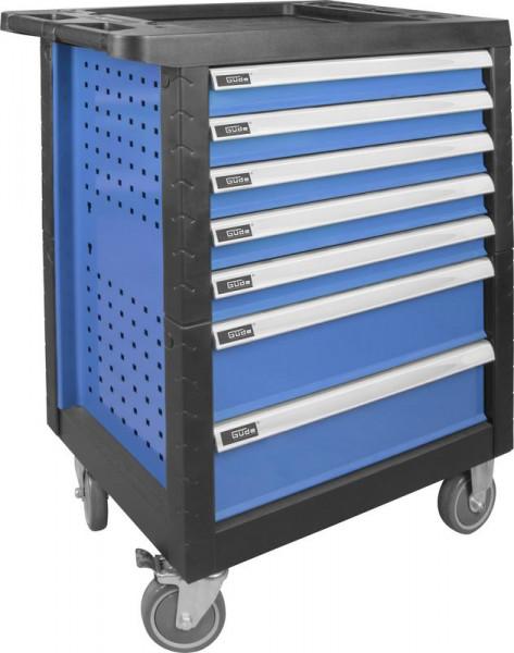 Servante d'atelier 7 tiroirs Premium GWP 07 - 250 pièces