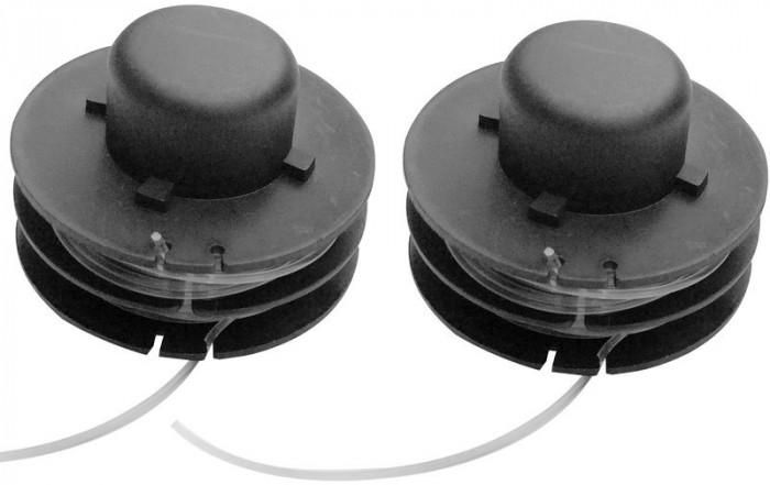 Bobine de fil de coupe pour coupe-bordure G95177 - Lot de 2