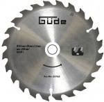 Lame de scie 254 x 30 mm - scies G55258 - G55173 - G55269