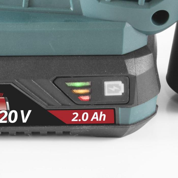 Batterie / Accu Li-ion 20 V - AP 20-20 pour outils sans fil Güde