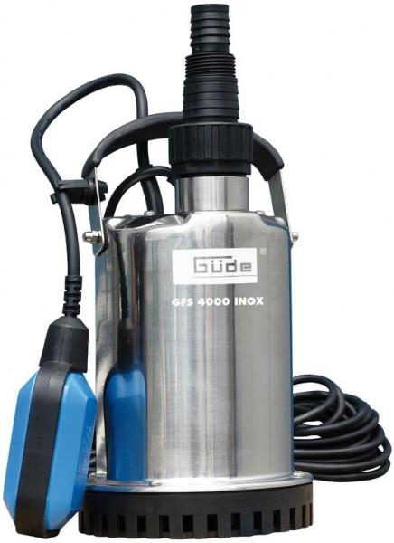 Pompe d'aspiration plate GFS 4000 Inox