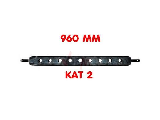 Barre de relevage 960 mm - KAT II