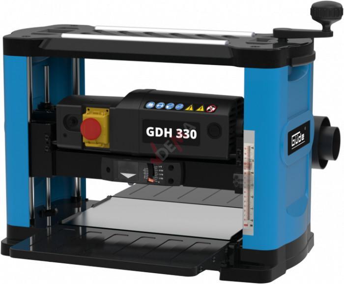Raboteuse de chantier GDH 330