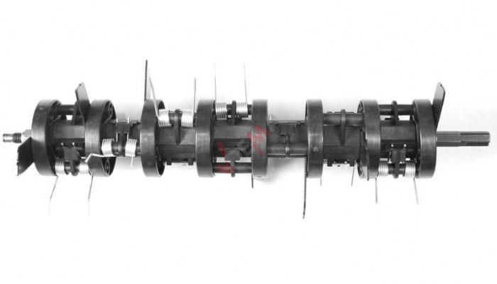 Scarificateur verticuteur thermique GV 4001 B