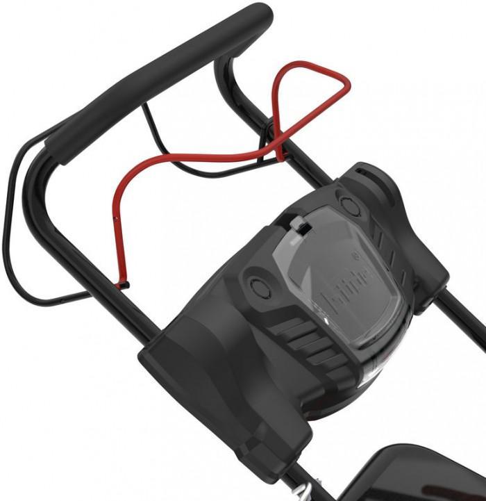 Tondeuse thermique autotractée Big Wheeler 554.2 R