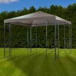 Tonnelle pavillon Nizza 3 x 3 m
