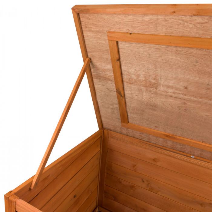 Abri pour canards - Nichoir 93 x 73 x 67 cm