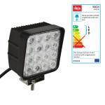 Projecteur de travail LED 12 V / 16 x 3 W