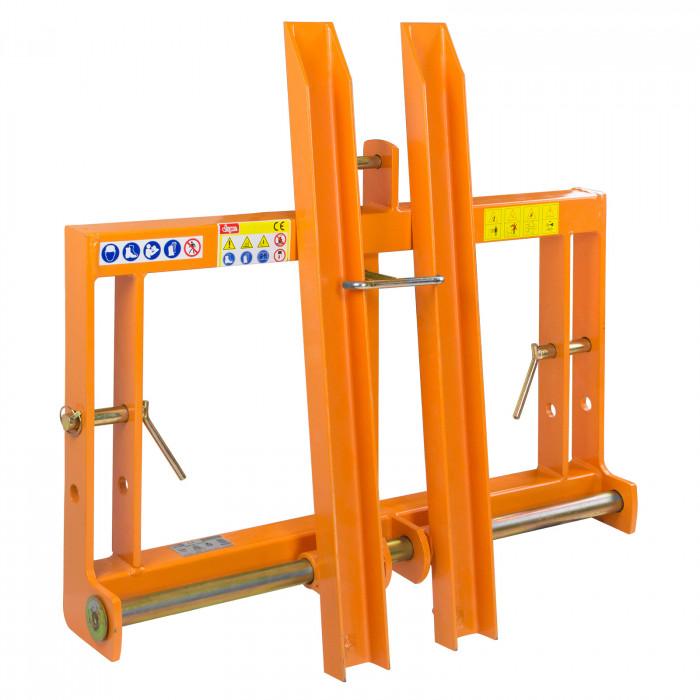 Fourches de levage - 3 points - 300 kg - Cat I