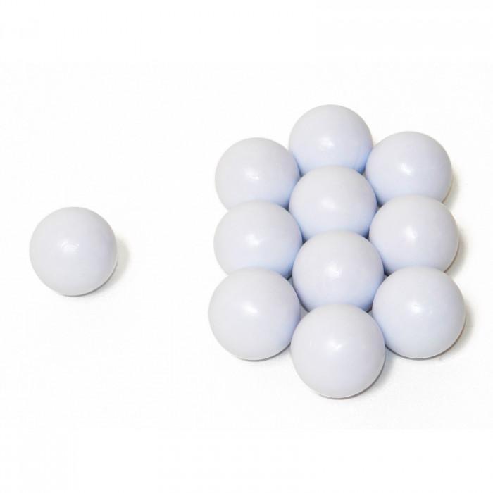Balles pour baby-foot lisses - 11 pièces