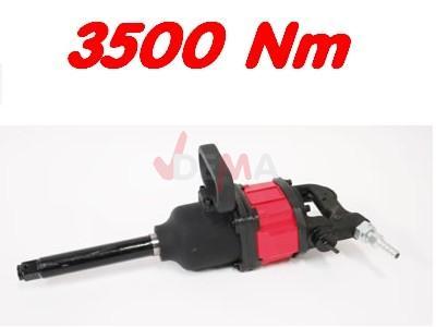Visseuse pneumatique professionnelle - 3500 Nm