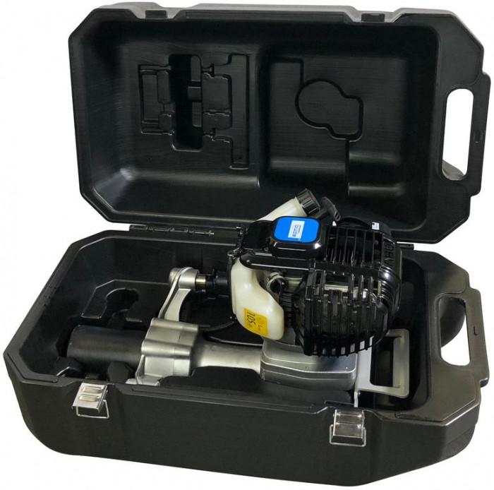 Enfonce-pieux thermique GPR 822 PRO - avec coffret de transport